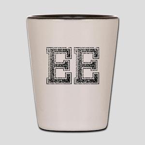 EE, Vintage Shot Glass