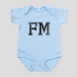 FM, Vintage Infant Bodysuit