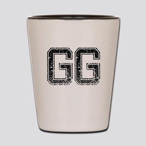 GG, Vintage Shot Glass