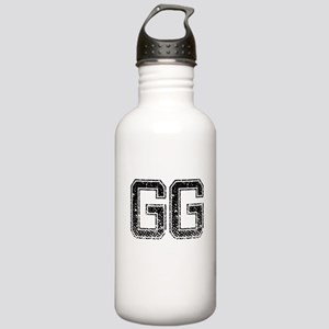 GG, Vintage Stainless Water Bottle 1.0L