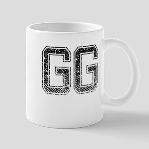 GG, Vintage Mug