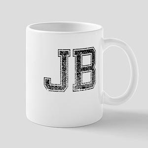 JB, Vintage Mug