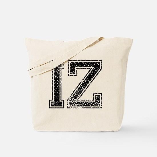 IZ, Vintage Tote Bag