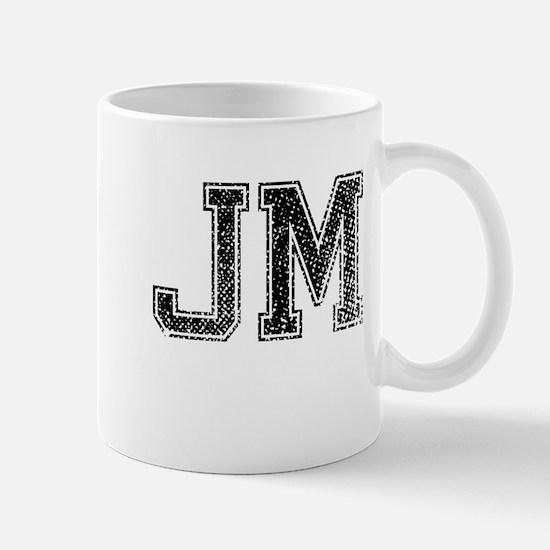 JM, Vintage Mug