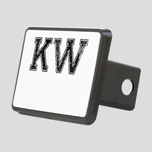 KW, Vintage Rectangular Hitch Cover