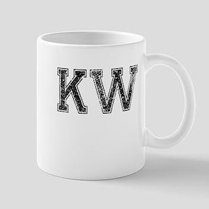 KW, Vintage Mug