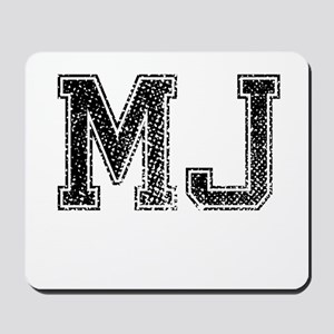 MJ, Vintage Mousepad
