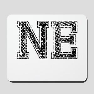 NE, Vintage Mousepad