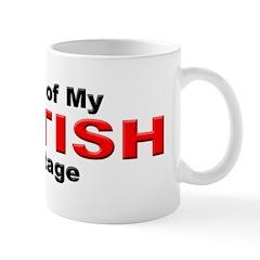 Proud British Heritage Mug