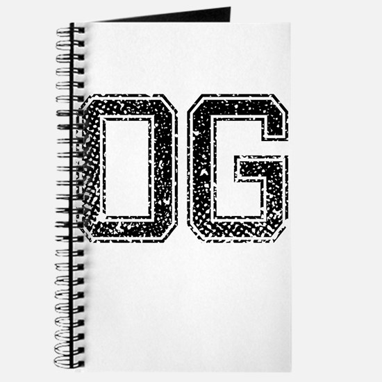 OG, Vintage Journal