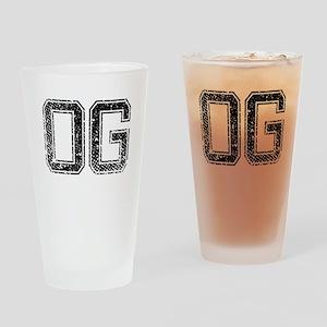 OG, Vintage Drinking Glass