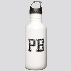 PE, Vintage Stainless Water Bottle 1.0L