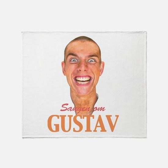 Sangen om Gustav Throw Blanket
