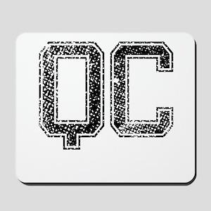 QC, Vintage Mousepad