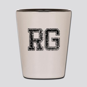 RG, Vintage Shot Glass