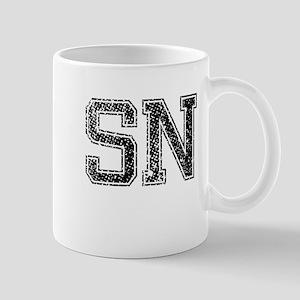 SN, Vintage Mug
