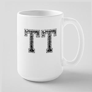 TT, Vintage Large Mug