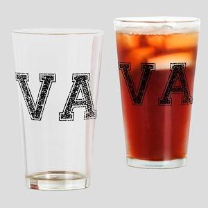 VA, Vintage Drinking Glass