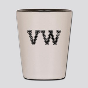 VW, Vintage Shot Glass