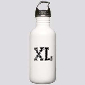 XL, Vintage Stainless Water Bottle 1.0L