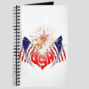 Celebrate America 5 Journal