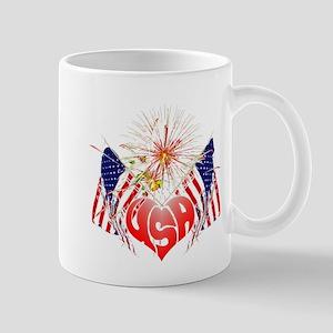 Celebrate America 5 Mug
