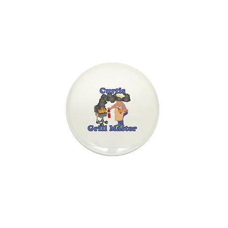 Grill Master Curtis Mini Button