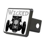 3-Wicked Rectangular Hitch Cover
