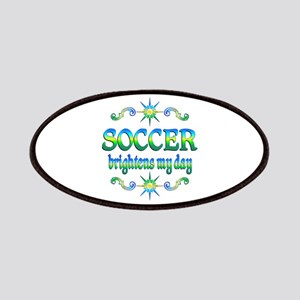 Soccer Brightens Patches