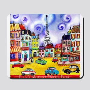 Goulds 17th Microcar Classic Event Mousepad