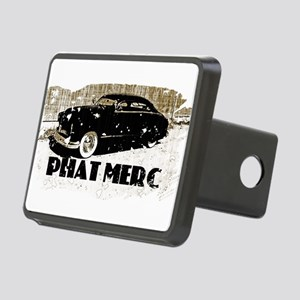 PHAT MERC-distressed Rectangular Hitch Cover