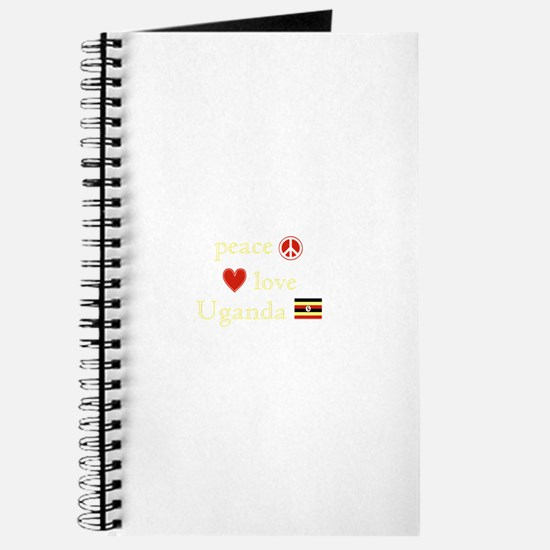 Peace, Love and Uganda Journal