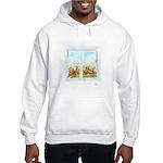 Window #2 Hooded Sweatshirt
