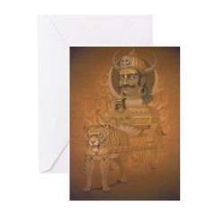 Rahu Greeting Cards (6) (for nr.4 people