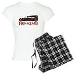 30RatTudor-biohazard Women's Light Pajamas