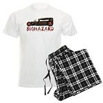 30RatTudor-biohazard Men's Light Pajamas