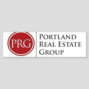 PRG Standard Logo Sticker (Bumper)