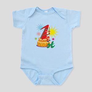1st Celebration Infant Bodysuit