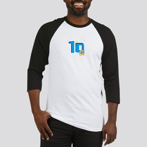 10th Celebration Baseball Jersey