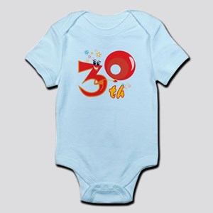 30th Celebration Infant Bodysuit