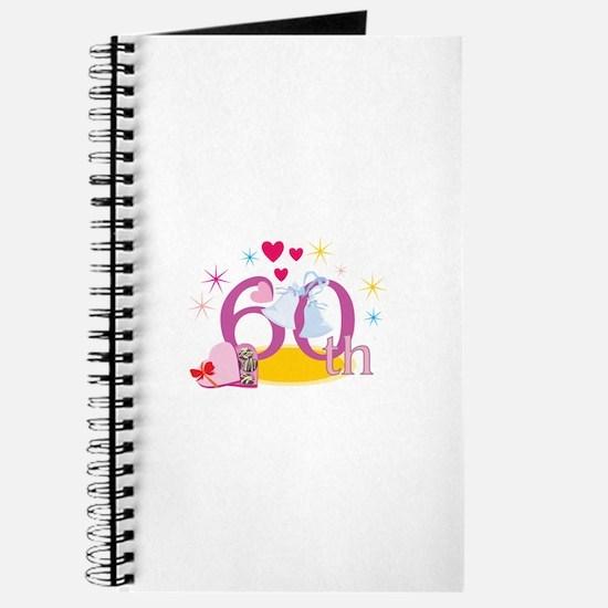 60th Celebration Journal