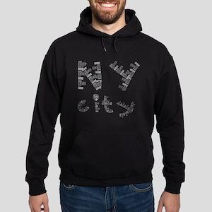 new york city Hoodie (dark)