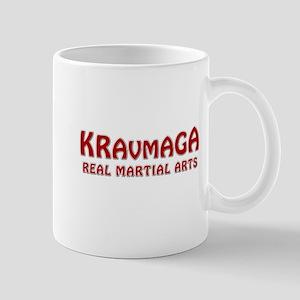 Krav Maga Real Martial Arts Mug