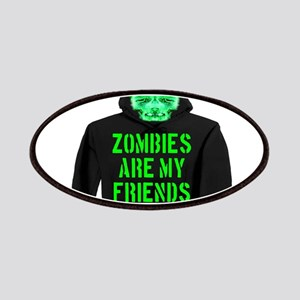 Zombies Are My Friends Patches