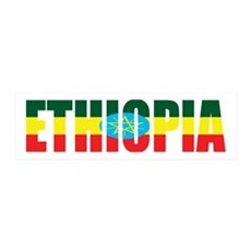 Ethiopia Wall Decal  Sticker