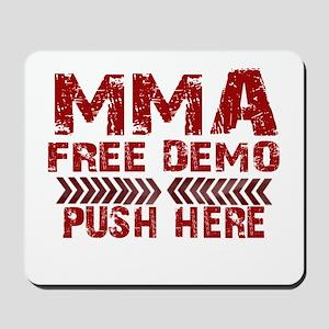 MMA Free demo Mousepad