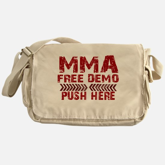 MMA Free demo Messenger Bag
