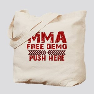 MMA Free demo Tote Bag