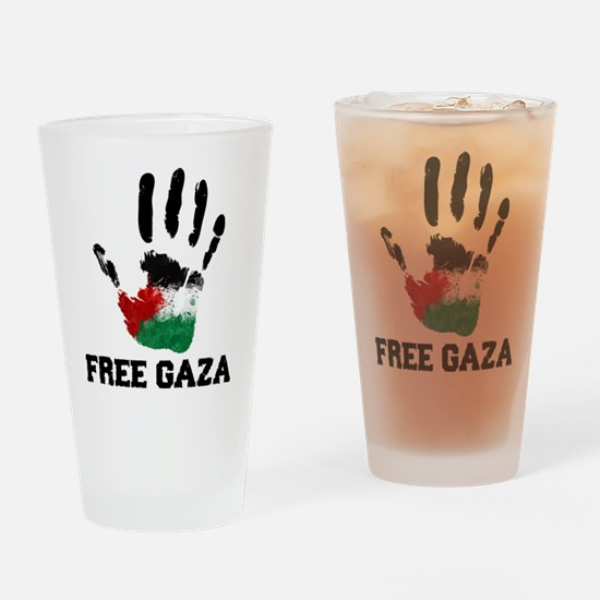 Cute Free Drinking Glass