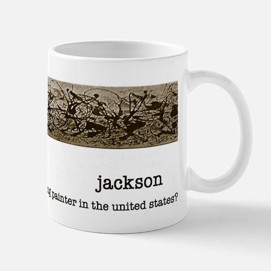 jackson painter mug